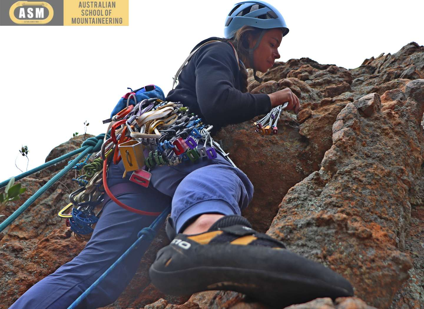 Women's Rock Climbing Weekend